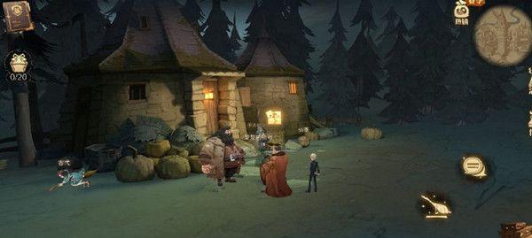 哈利波特魔法觉醒海格的好朋友阿拉戈克埋葬在这里位置大全 拼图寻宝海格的好朋友位置图示[多图]图片2