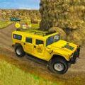 沙漠越野车游戏