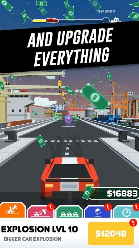 躲避车祸游戏图2
