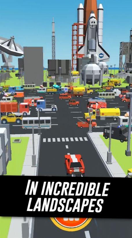 躲避车祸游戏安卓手机版(Car Crash)图片1