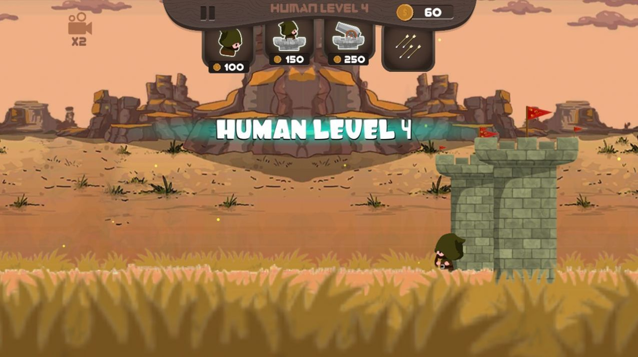 沙漠弓箭手英雄游戏图2