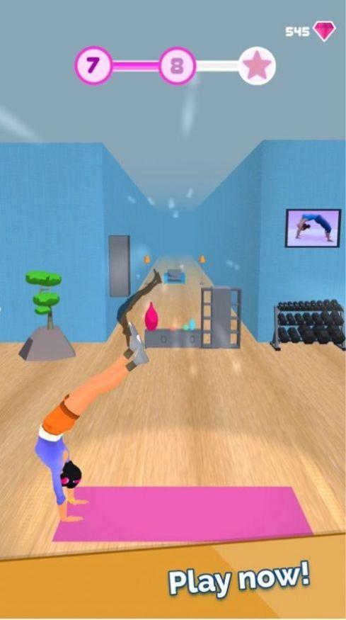 柔性跑酷游戏图1