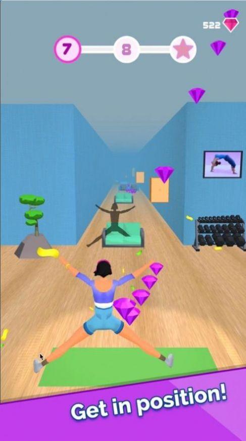 柔性跑酷游戏图2
