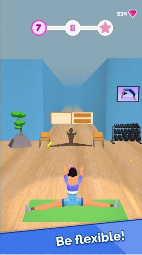 柔性跑酷游戏最新安卓版(Flex Run 3D)图片1