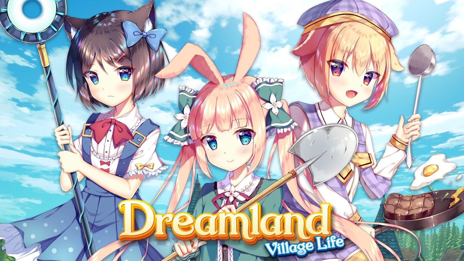 梦境彼方乡村生活steam游戏图3