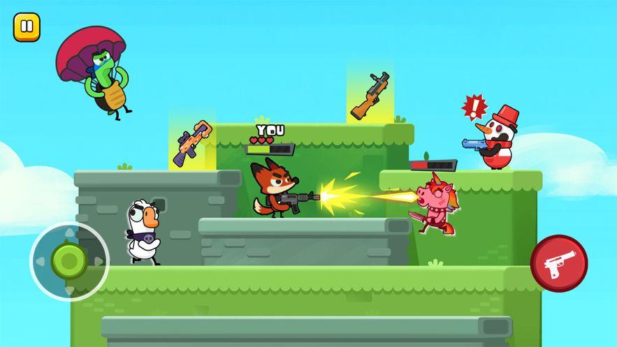 狐狸特工游戏图3