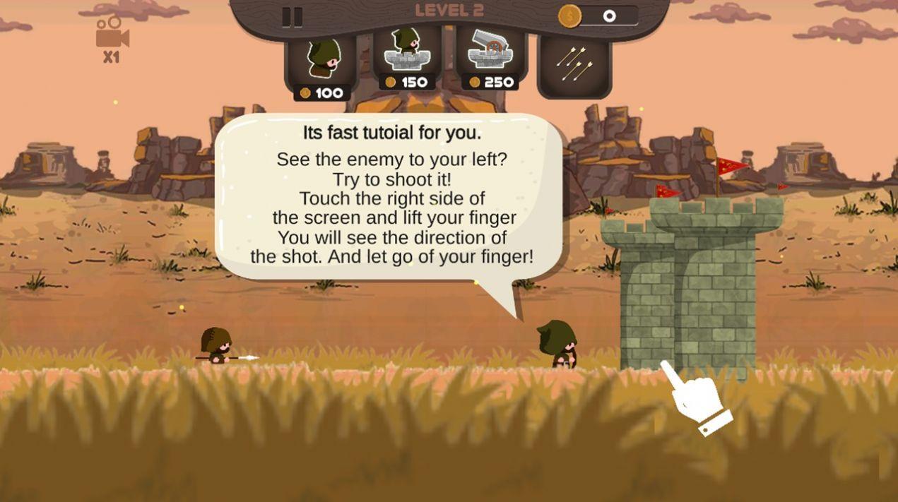 沙漠弓箭手英雄游戏图3