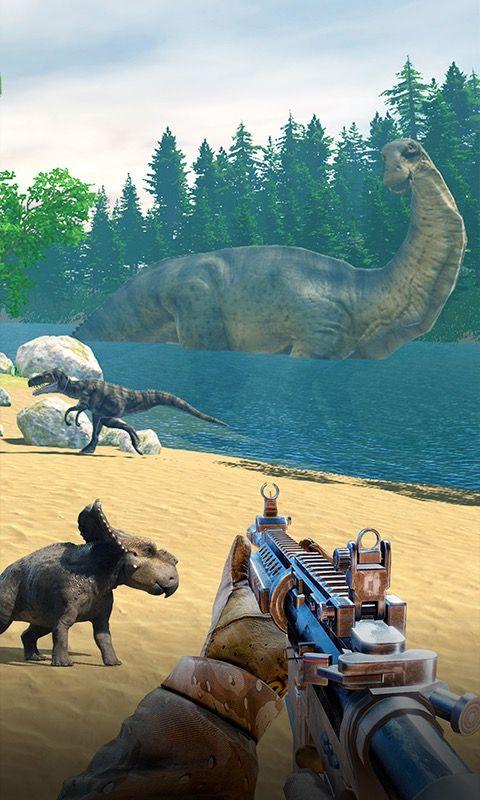 全民恐龙狙击游戏图1