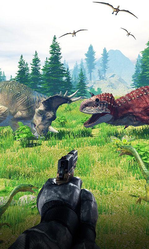 全民恐龙狙击游戏图2
