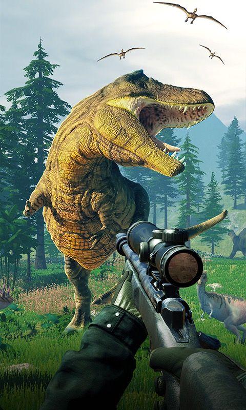 全民恐龙狙击游戏图3