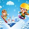 滑雪极限挑战赛游戏