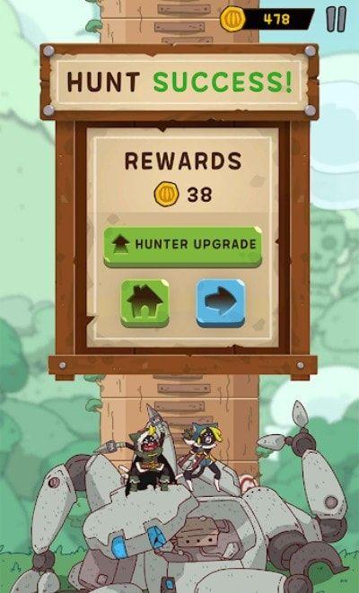 塔之猎人游戏无限金币破解版图片1