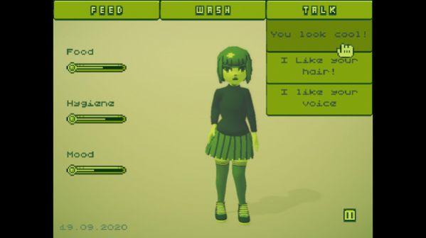 恐怖电子女孩破解版图1