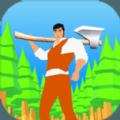 伐木战士游戏