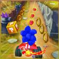 地铁刺猬赛车游戏
