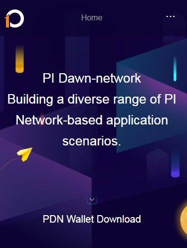 PDNNetwork挖矿app官网版下载图片1
