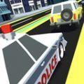 警车缉拿游戏