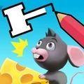 画个老鼠陷阱游戏