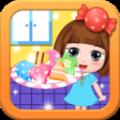 公主贝贝做糖果游戏