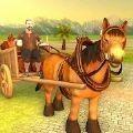 农业越野马车游戏