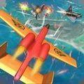 喷气式战斗机射击游戏