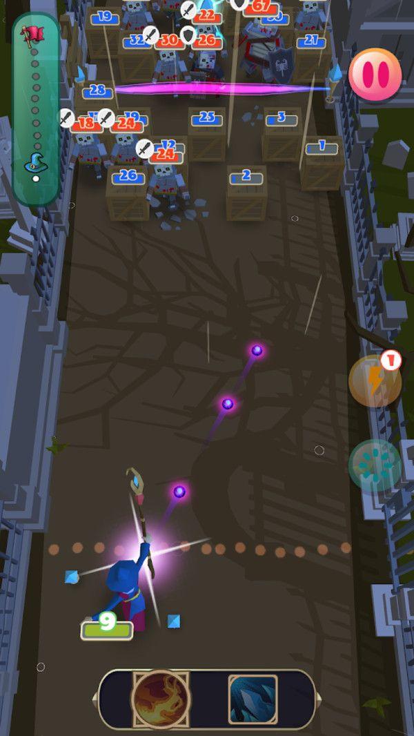 超级魔法棒游戏图2