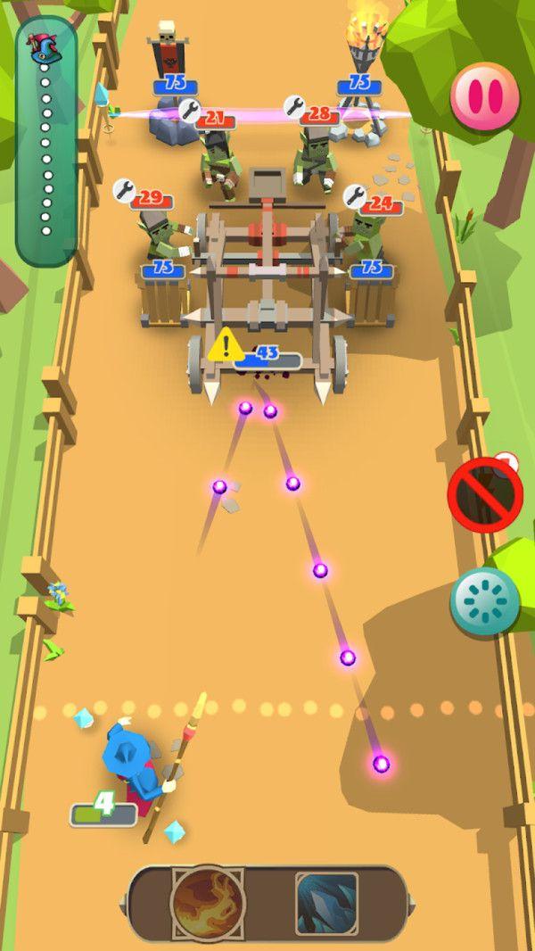 超级魔法棒官方版安卓游戏图片1