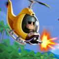 直升机飞行战斗游戏