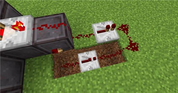 我的世界手游红石密码门制造方法一览,红石密码门建造流程图文详解[多图]