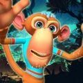 我的猴会说话游戏