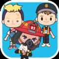 宝宝消防员救火游戏