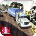 美国卡车货运停车模拟器游戏
