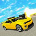 驾驶警车射击游戏