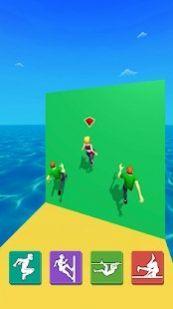 刺激的跑酷比赛游戏图2