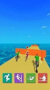 刺激的跑酷比赛游戏图3