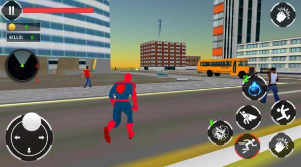 蜘蛛侠英雄之城游戏图1