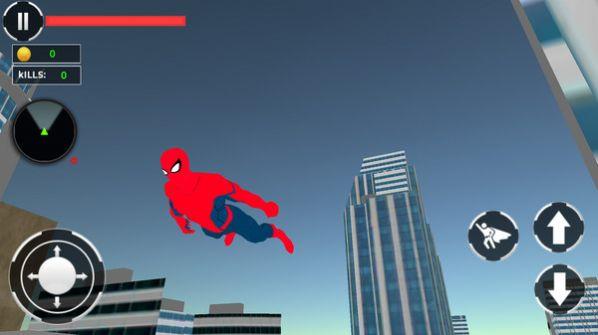 蜘蛛侠英雄之城游戏图3