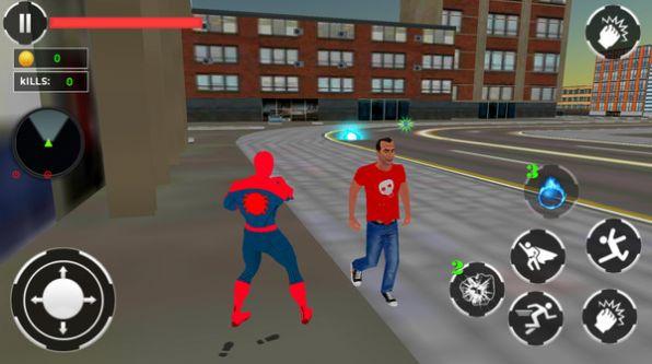 蜘蛛侠英雄之城游戏图2