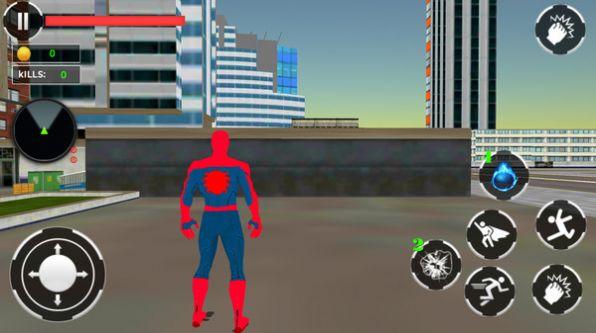 蜘蛛侠英雄之城游戏安卓手机版图片1
