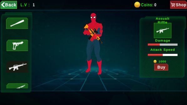 蜘蛛侠英雄之城游戏安卓手机版图片2