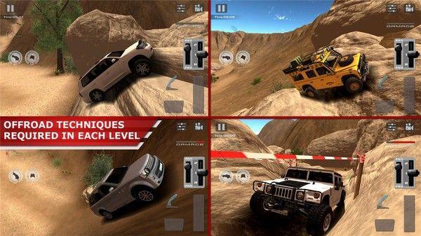 四轮汽车越野竞技游戏官方安卓版图片1