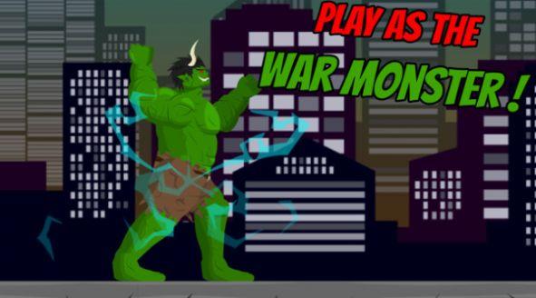 绿巨人摧毁城市游戏官方安卓版图片1