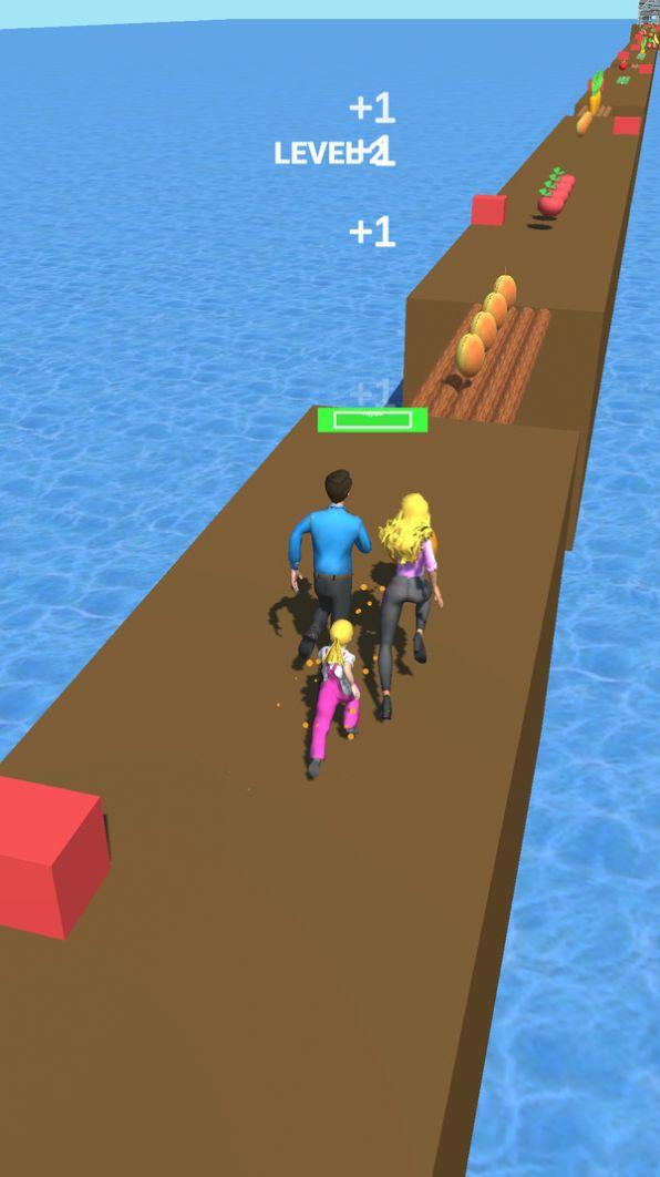 一家人冲冲冲游戏图1