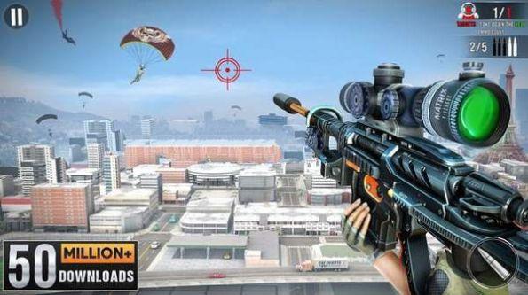 新狙击手之旅游戏图1