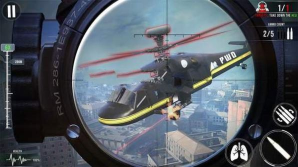 新狙击手之旅游戏图3