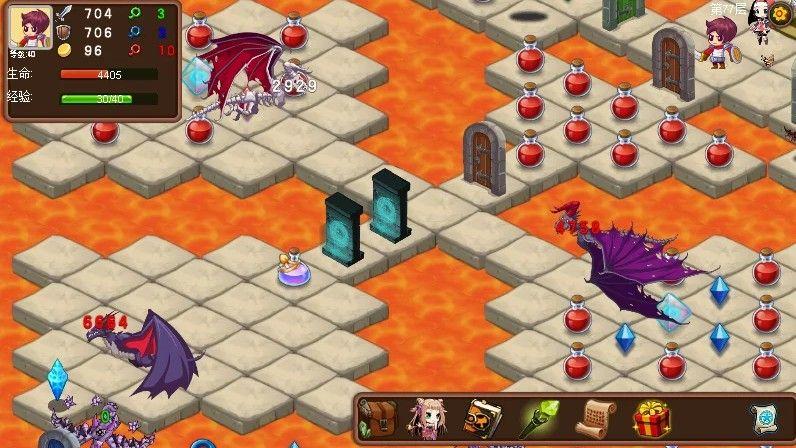 史莱姆勇者游戏安卓手机版图片4