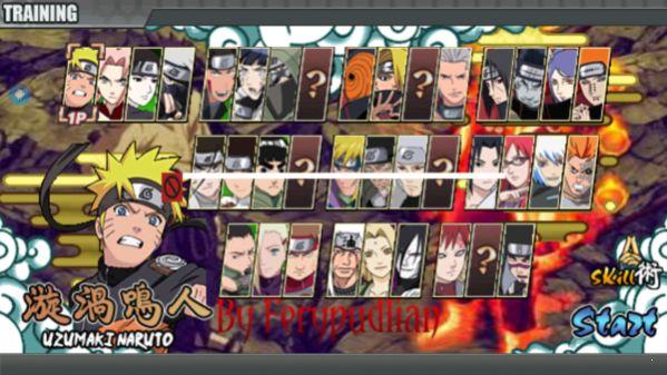 火影终章格斗游戏图2