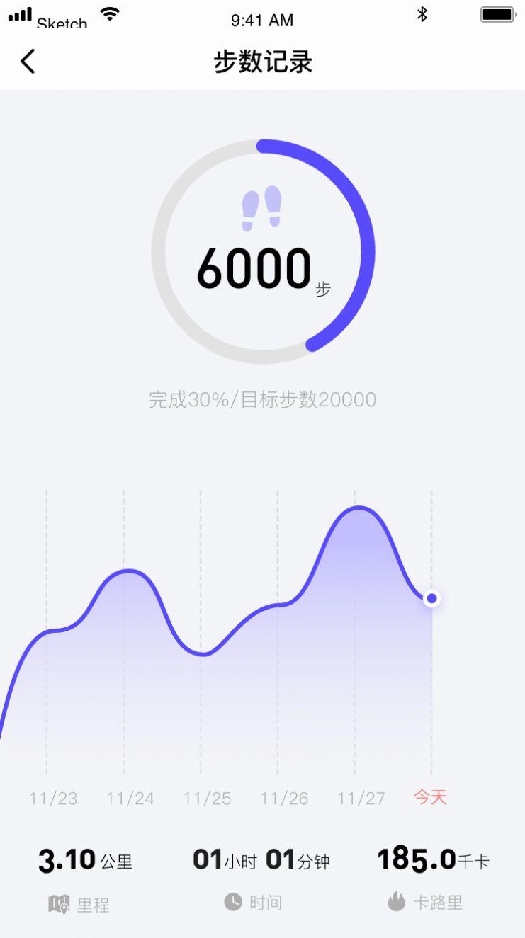 走路有财app图3