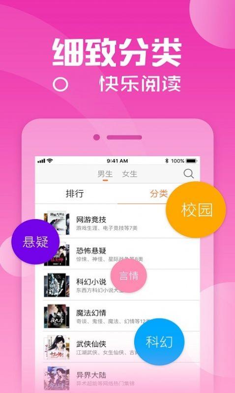 五千小说app图1