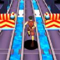 地铁趣味赛3D游戏